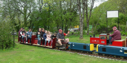 Bridgend Miniature Railway Photo