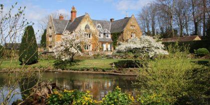 Coton Manor, Northampton