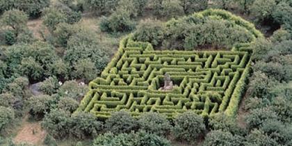 Hoo Hill Maze Jpeg
