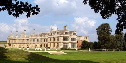 Kirby Hall, Corby