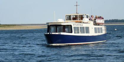 Rutland Water Cruises, Oakham
