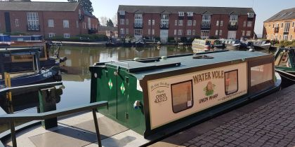Union Wharf Narrowboats, Market Harborough