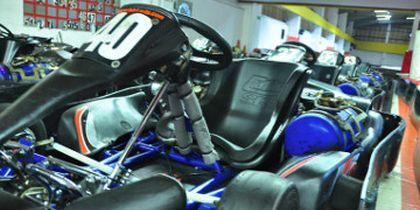 Anglia Indoor Karting, Ipswich