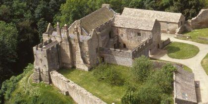 Aydon Castle, Corbridge