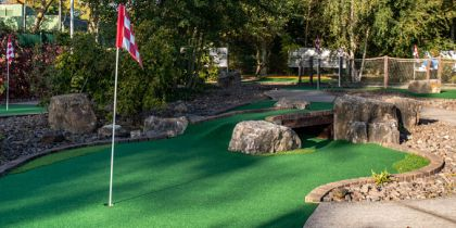 Parklands Mini Golf, Newcastle Upon Tyne