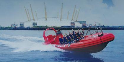Thames Rockets, London