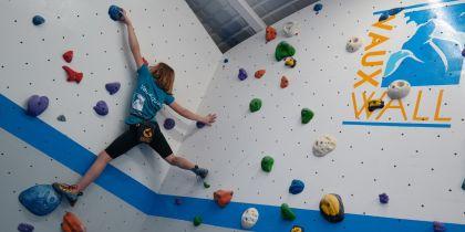 Vauxhall Climbing Centre, Vauxhall