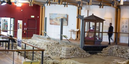 Brading Roman Villa, Sandown