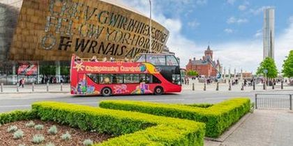 City Sightseeing, Cardiff