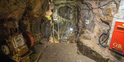 Poldark Mine, Helston