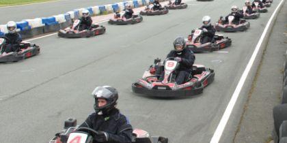 Rednal Karting, Oswestry