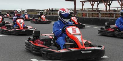 St Eval Kart Circuit, St Eval
