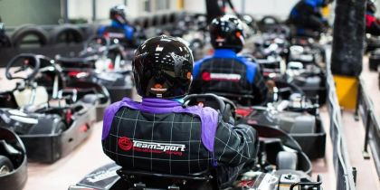 Teamsport Go Karting, Cardiff