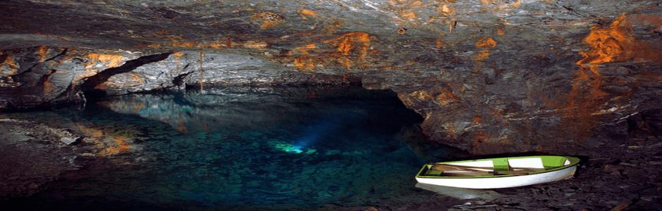 Carnglaze Caverns