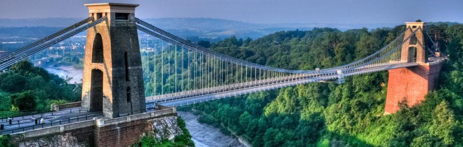 Clifton Suspension Bridge - Days out in Bristol & Avon