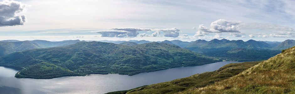 Days Out in Loch Lomond, the Trossachs, Stirling and the Forth Valley